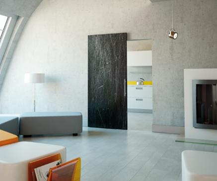 德國海福樂五金推拉門五金解決方案又添新成員 ——Slido Design 80-M