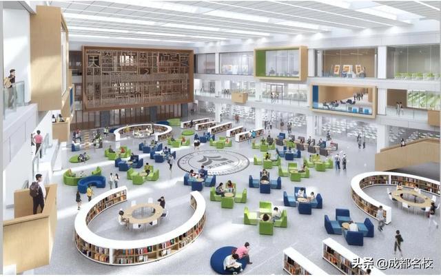 成都天立学校(西区)即将开学,国际化标准惊艳呈现