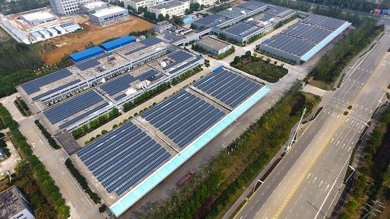 """联盛新能源逆市布局,5.5亿资产并购打响""""零碳新城计划""""第一枪"""